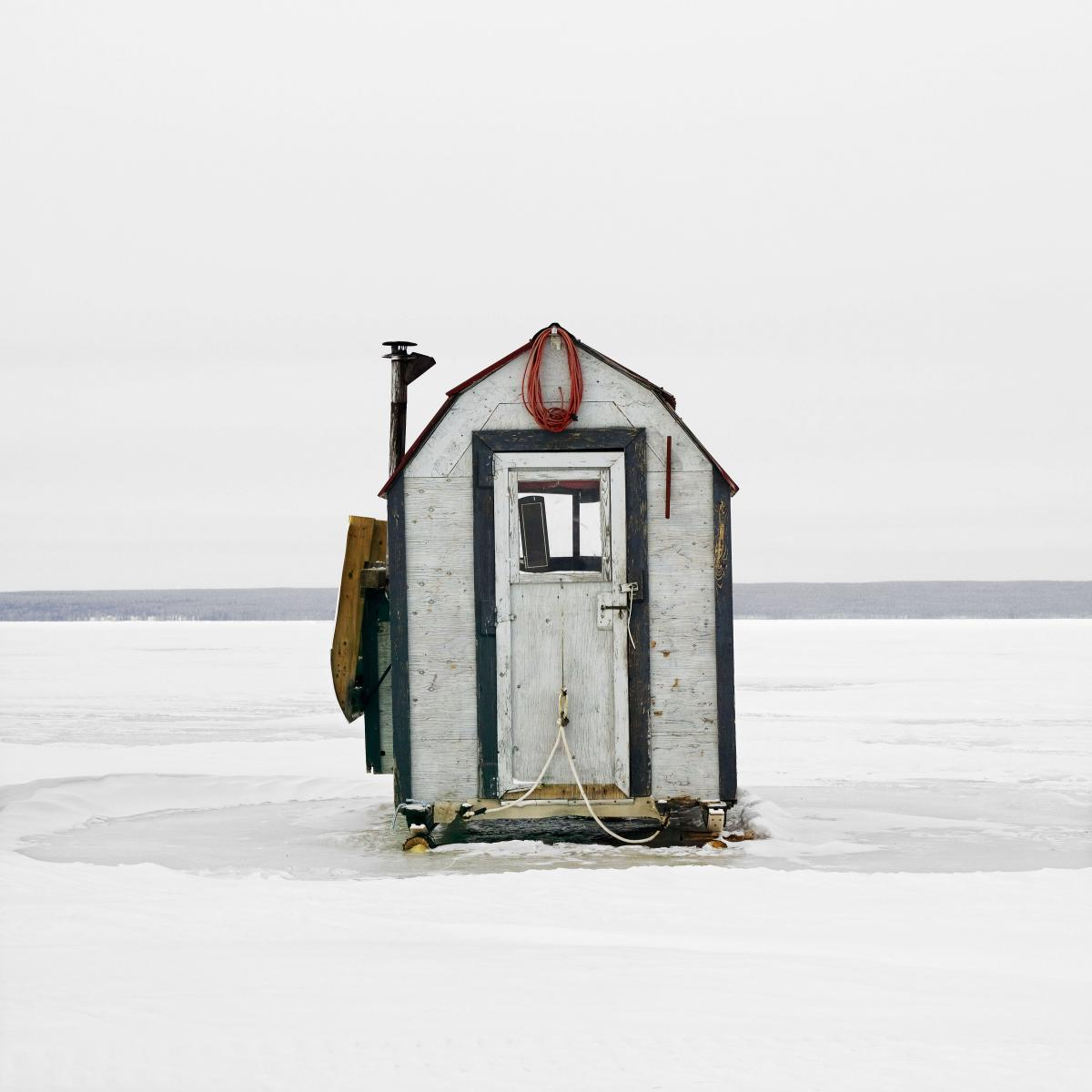 When the Ice Gets Thick by Ben Weeks (Works That Work magazine)