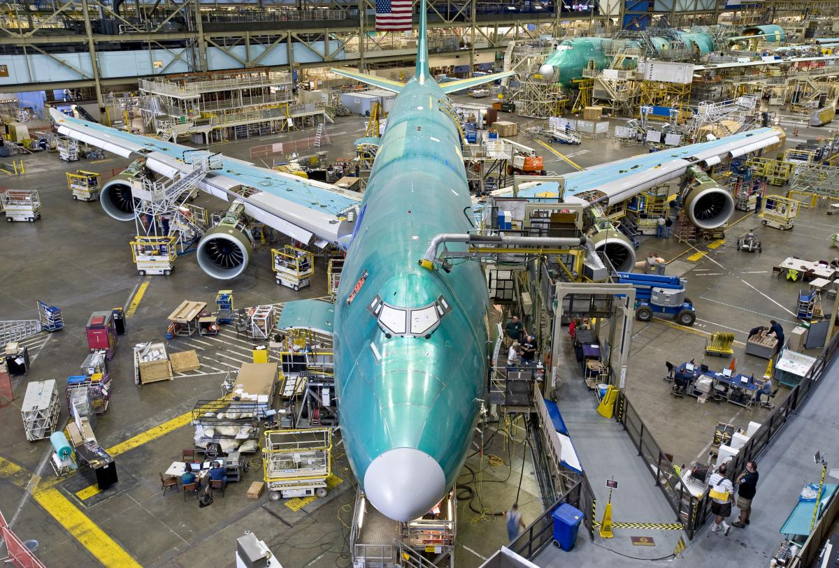 The Unexpected Success Of The Boeing 747 By Ed Van Hinte